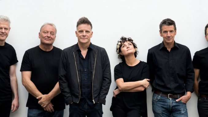 DEACON BLUE bring the  CITY OF LOVE Tour to Ulster Hall, Belfast 2nd November 2020