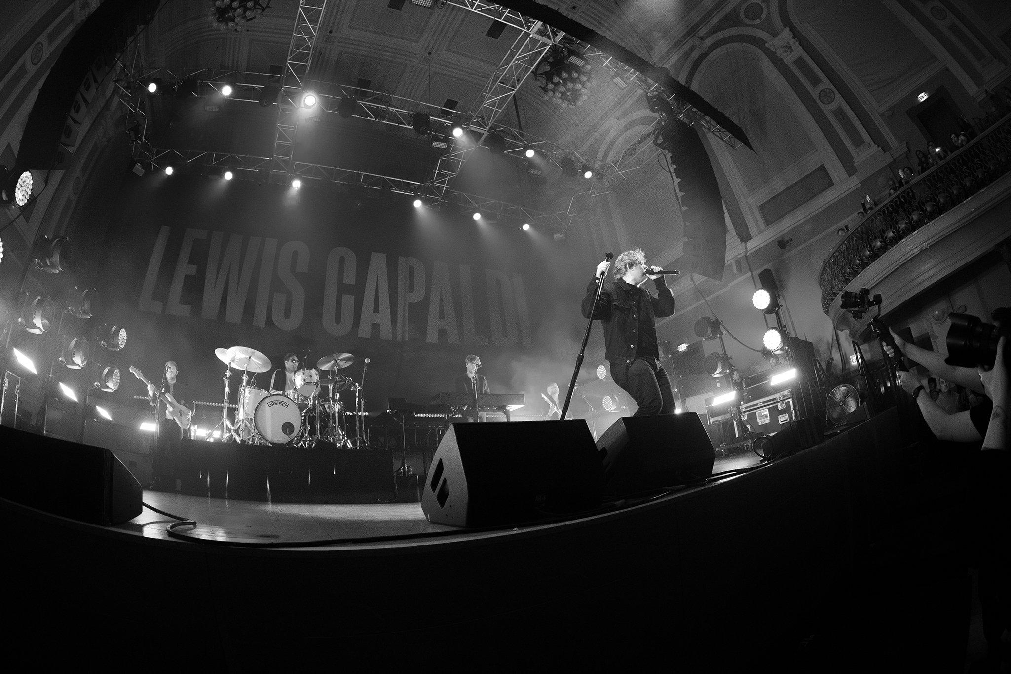 IN FOCUS: Lewis Capaldi @ Ulster Hall, Belfast Belfast
