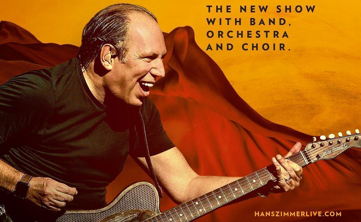 HANS ZIMMER returns to 3Arena, Dublin on 2nd March 2021 with a major new arena tour 1