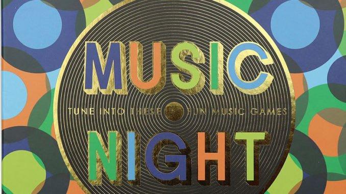 Music Night Board Game