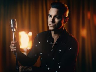 ROBBIE WILLIAMS returns to Las Vegas for 2020 residency