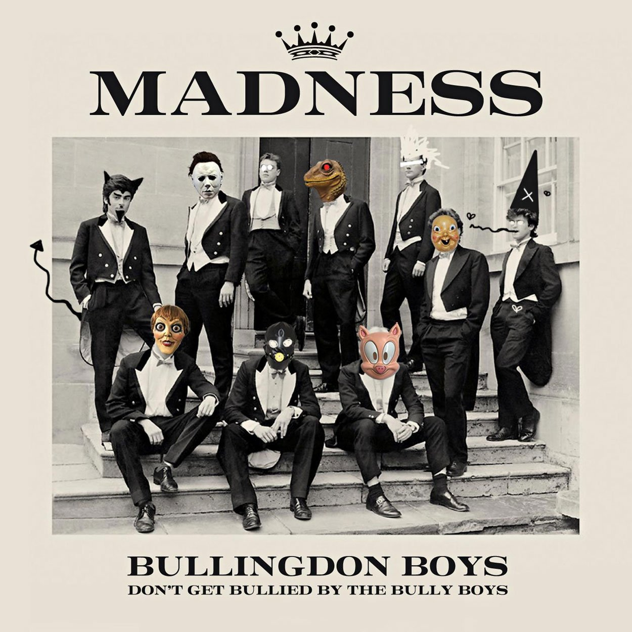 MADNESS release' first new music since 2016 with new single 'Bullingdon Boys' - Listen Now