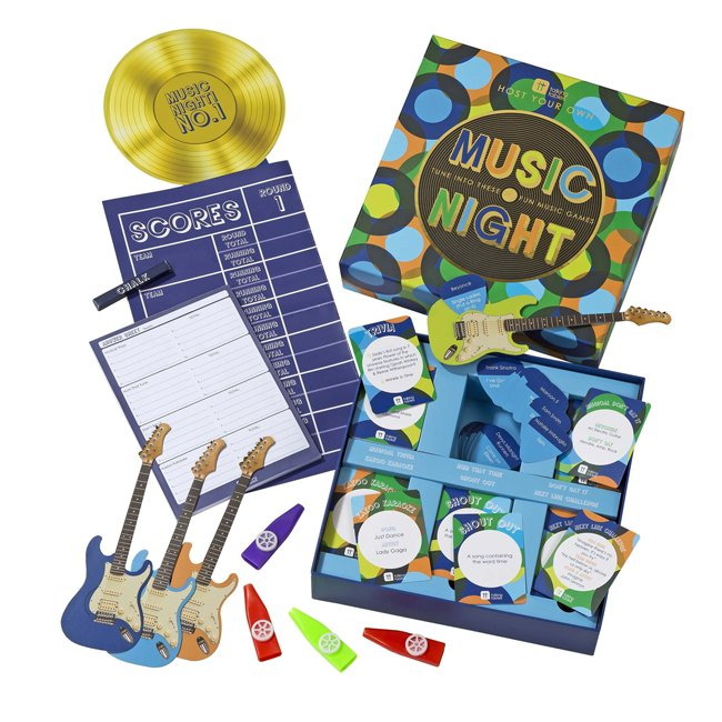 Music Night Board Game