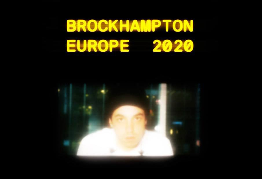 BROCKHAMPTON announce a headline Belfast show at the Ulster Hall on Tuesday, May 26th 2020