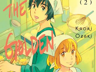 BOOK REVIEW: The Golden Sheep (part two) By Kaori Ozaki