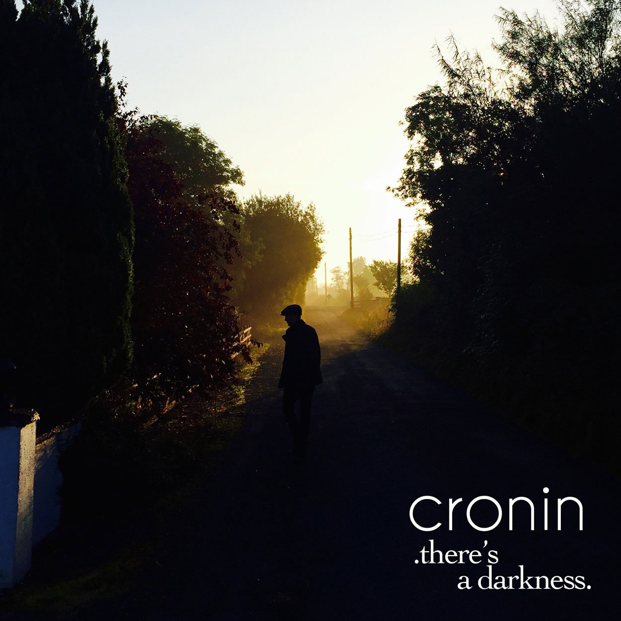 CRONIN announce a handful of dates across Europe and a new single, 'There's a Darkness' - Listen Now