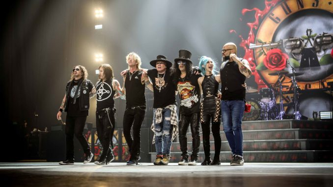 Rock Legends GUNS N' ROSES Return to Ireland with 2020 Tour