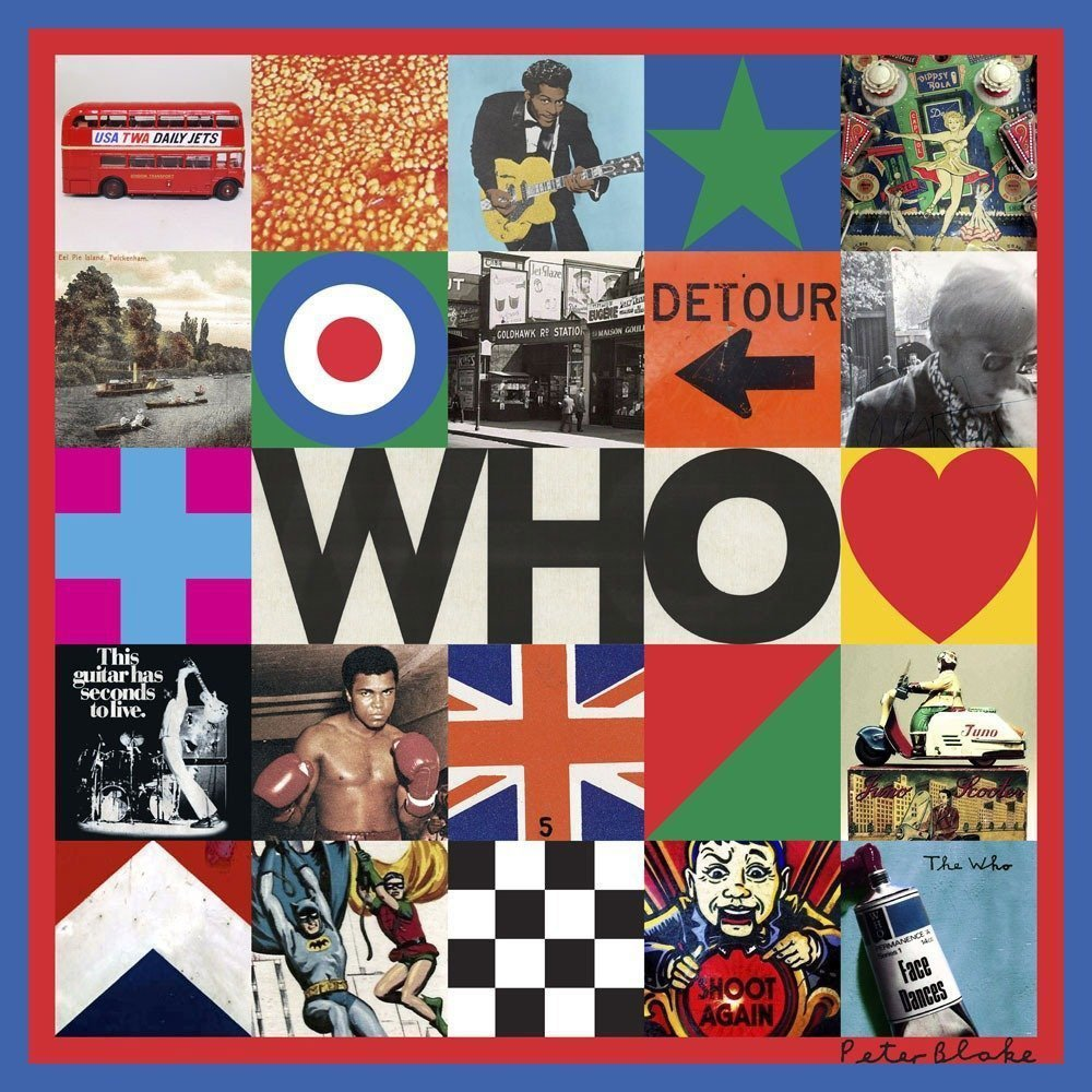 ALBUM REVIEW: The Who - WHO