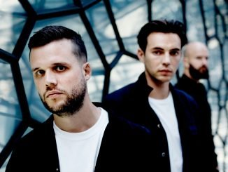 WHITE LIES headline Stand Up To Cancer at Union Chapel on 11th February 2020 1