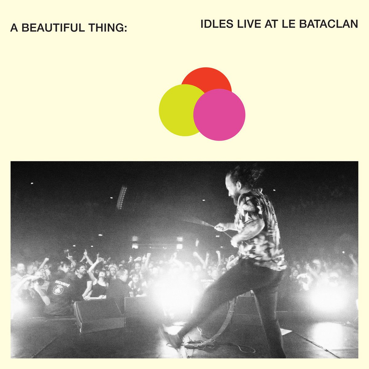 ALBUM REVIEW: IDLES - A Beautiful Thing: Live at Le Bataclan