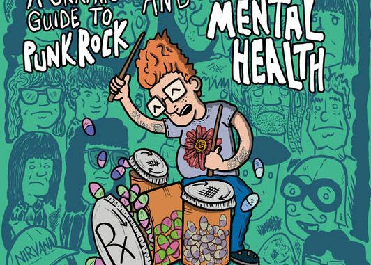 BOOK REVIEW: Hardcore Anxiety: A Graphic Guide to Punk Rock and Mental Health By Reid Chancellor