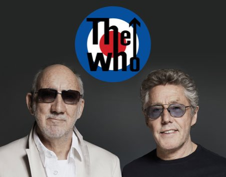 THE WHO announce they will play one of their smallest live shows in over 40 years