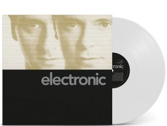 'Electronic' by ELECTRONIC is to be reissued as a limited edition white vinyl on 24 January