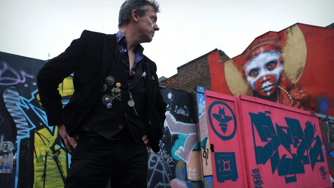 Manchester's Harry Stafford (Inca Babies) announces new album 'Gothic Urban Blues'