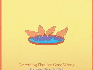 ALBUM REVIEW: Bombay Bicycle Club - Everything Else Has Gone Wrong