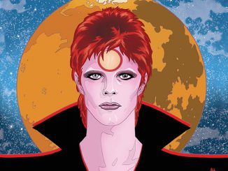 BOOK REVIEW: BOWIE: Stardust, Rayguns & Moonage Daydreams By Michael Allred, Steve Horton and Laura Allred 1