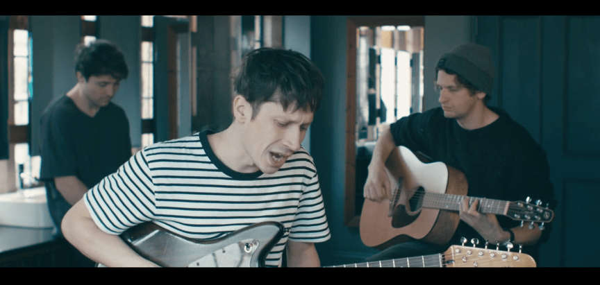 OCTOBER DRIFT share acoustic video for 'Oh The Silence' 1