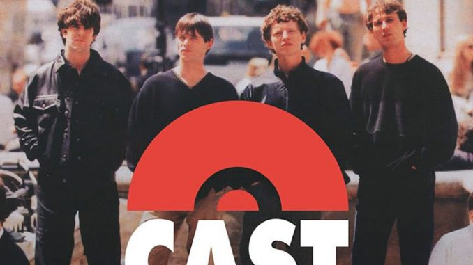 CAST Announce 'ALL CHANGE' 25th Anniversary Tour 2020 1