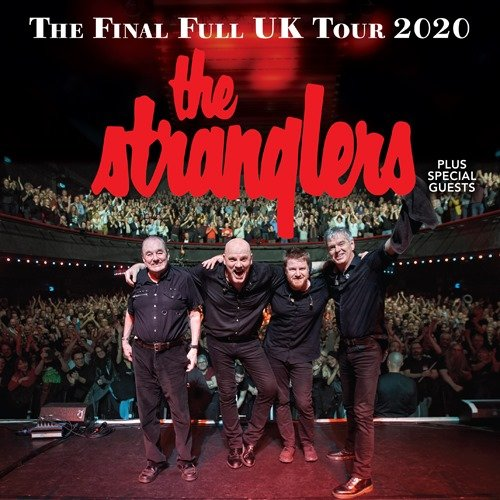 THE STRANGLERS Announce Final Full UK Tour 2020