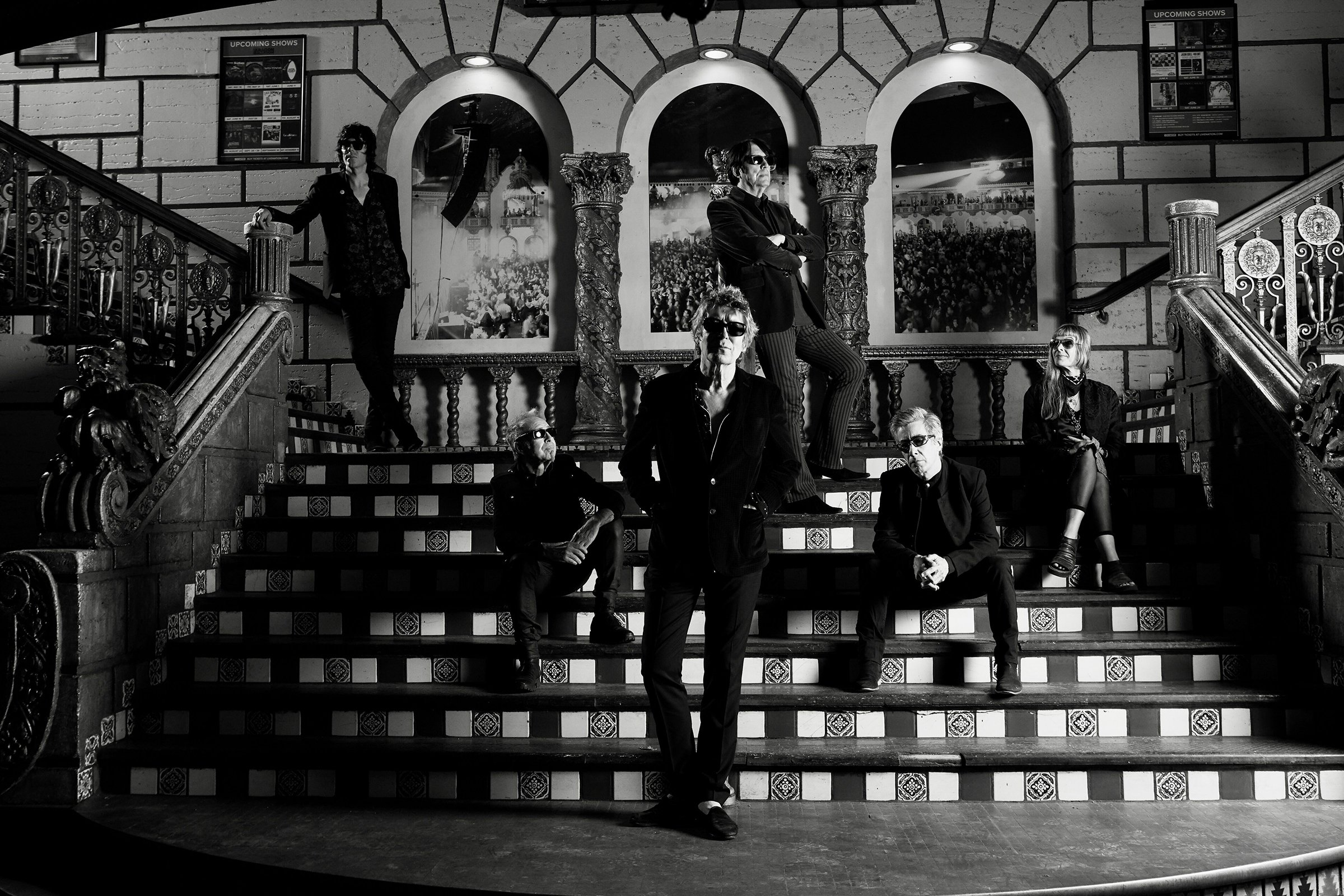 THE PSYCHEDELIC FURS - Announce New album 'Made Of Rain' out 1st May - Hear new single 'Don't Believe' 1