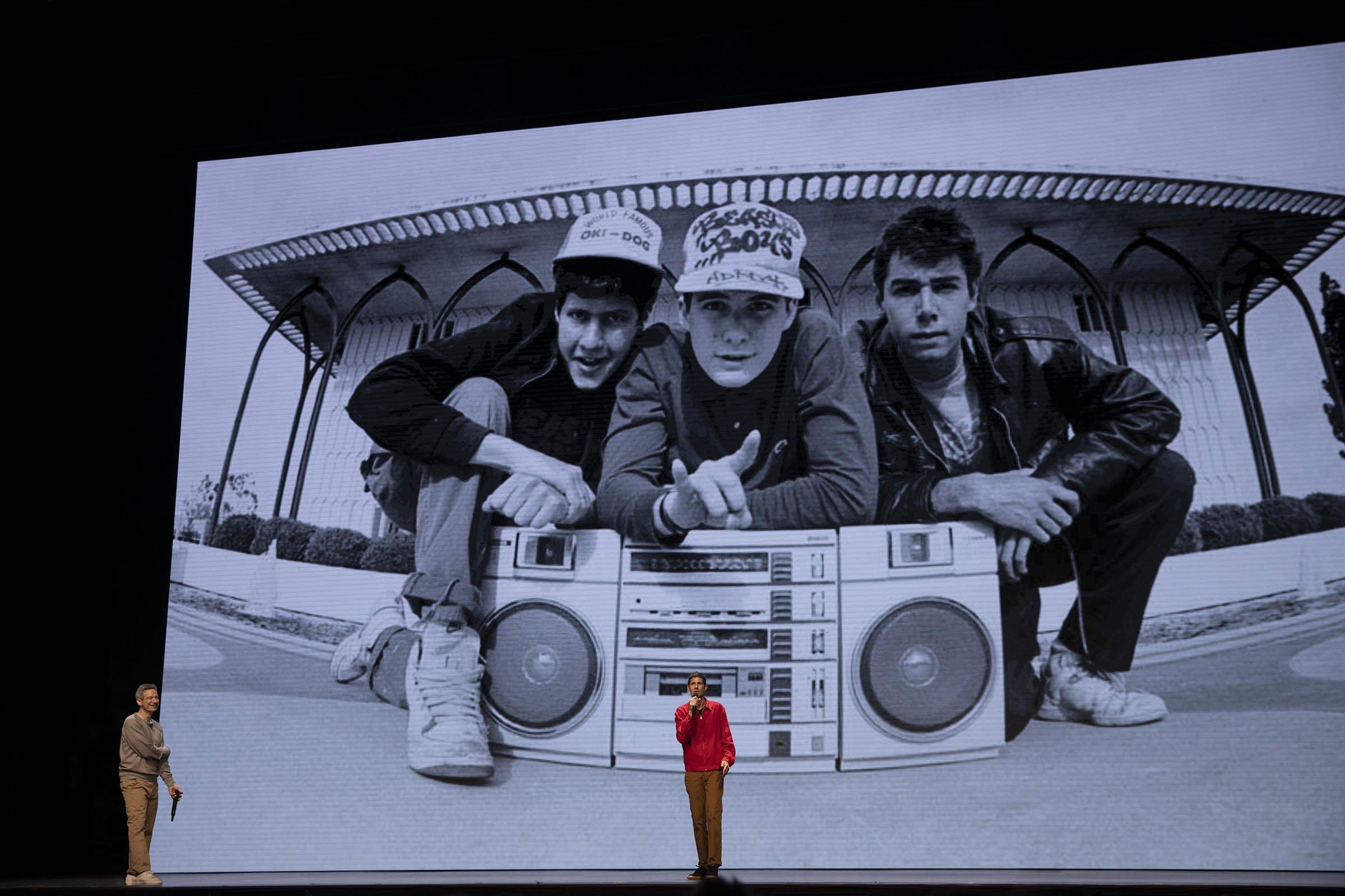 """Apple Lands """"BEASTIE BOYS STORY"""" Film, Produced by Spike Jonze"""