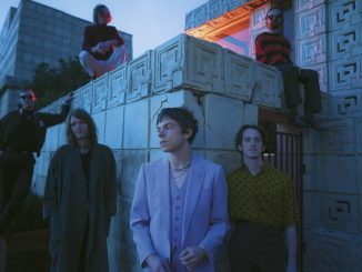 CAGE THE ELEPHANT Debut 'Broken Boy' Featuring IGGY POP - Listen Now