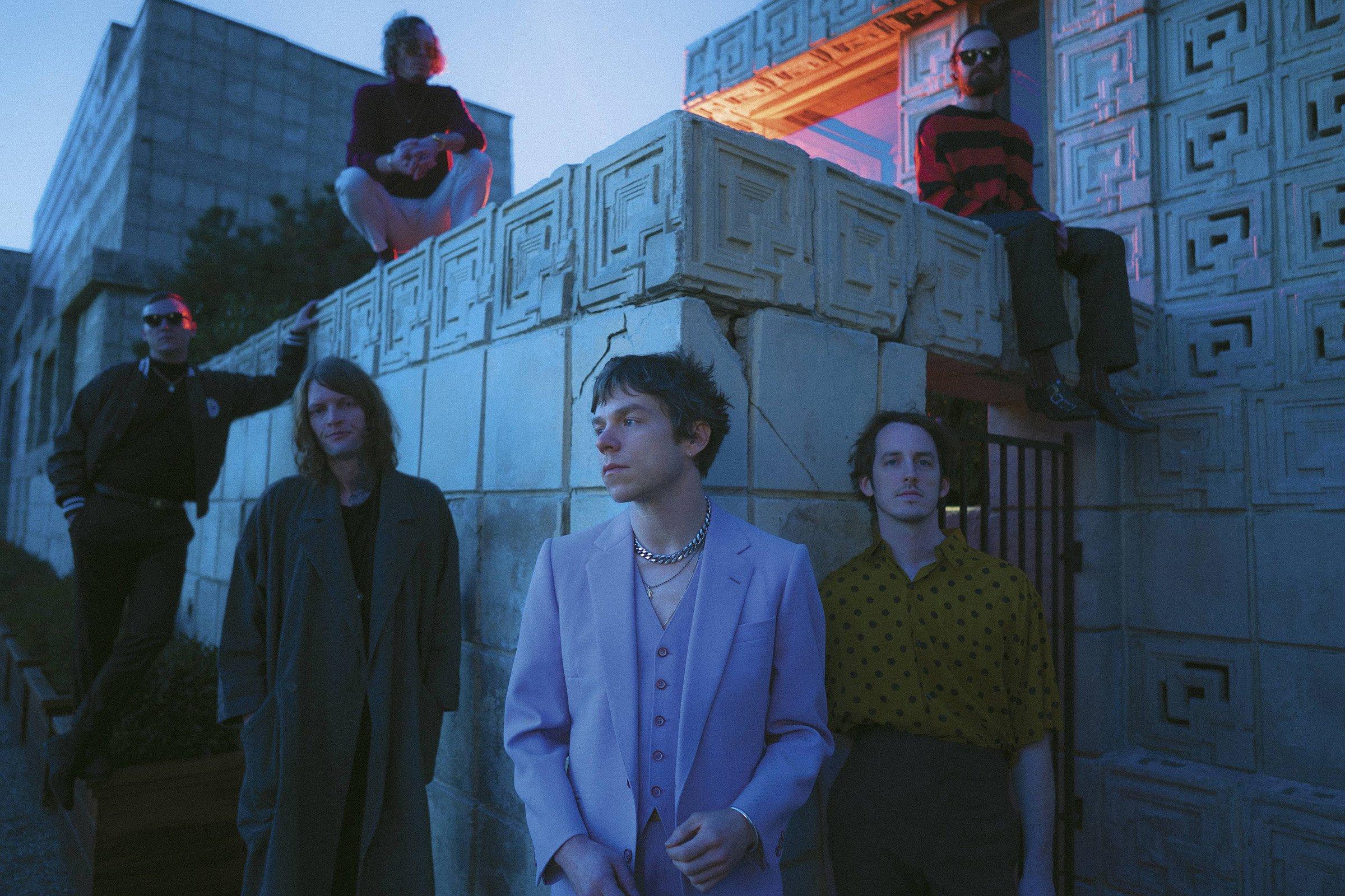 CAGE THE ELEPHANT Debut 'Broken Boy' Featuring IGGY POP - Listen Now