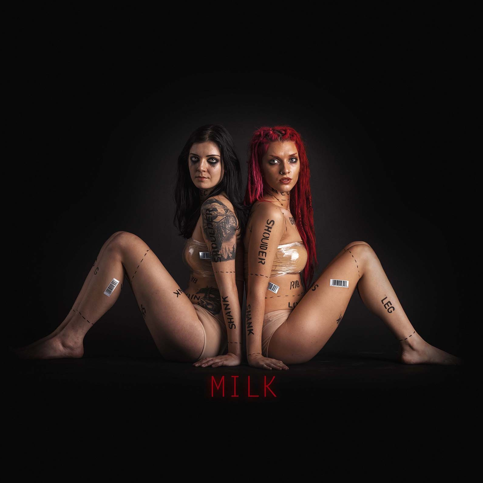 HANDS OFF GRETEL reveal a new video single for MILK