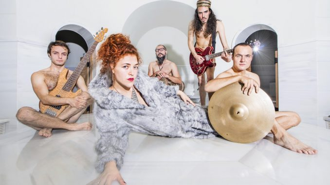 TRACK PREMIERE: Jamila & The Other Heroes - 'Khalas! The Umbilical Chord' 1