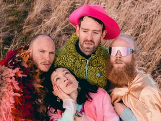 LITTLE DRAGON return with their new studio album, 'New Me, Same Us' on 27th March 1