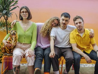 ORCHARDS announce debut album LOVECORE, hear new single 'Sincerely Overwhelmed' 2