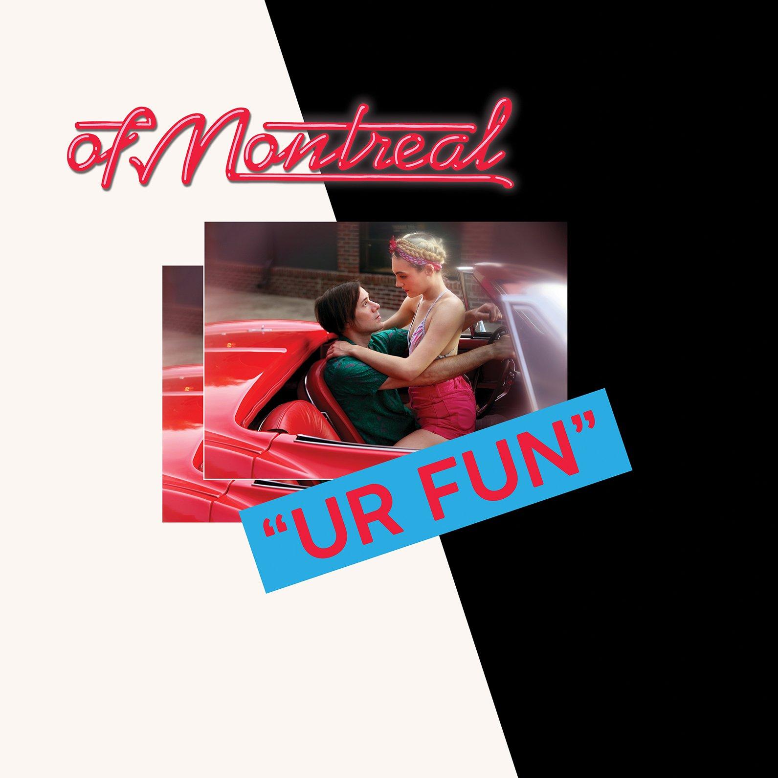 ALBUM REVIEW: Of Montreal - UR FUN