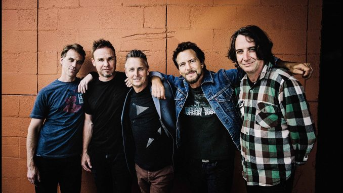 PEARL JAM - Announce New Album 'Gigaton' out March 27th 1