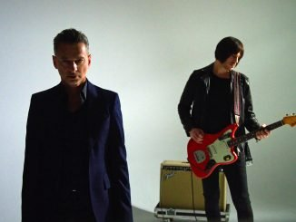 Depeche Mode's DAVE GAHAN joins HUMANIST for new single 'Shock Collar' - Watch Video 2