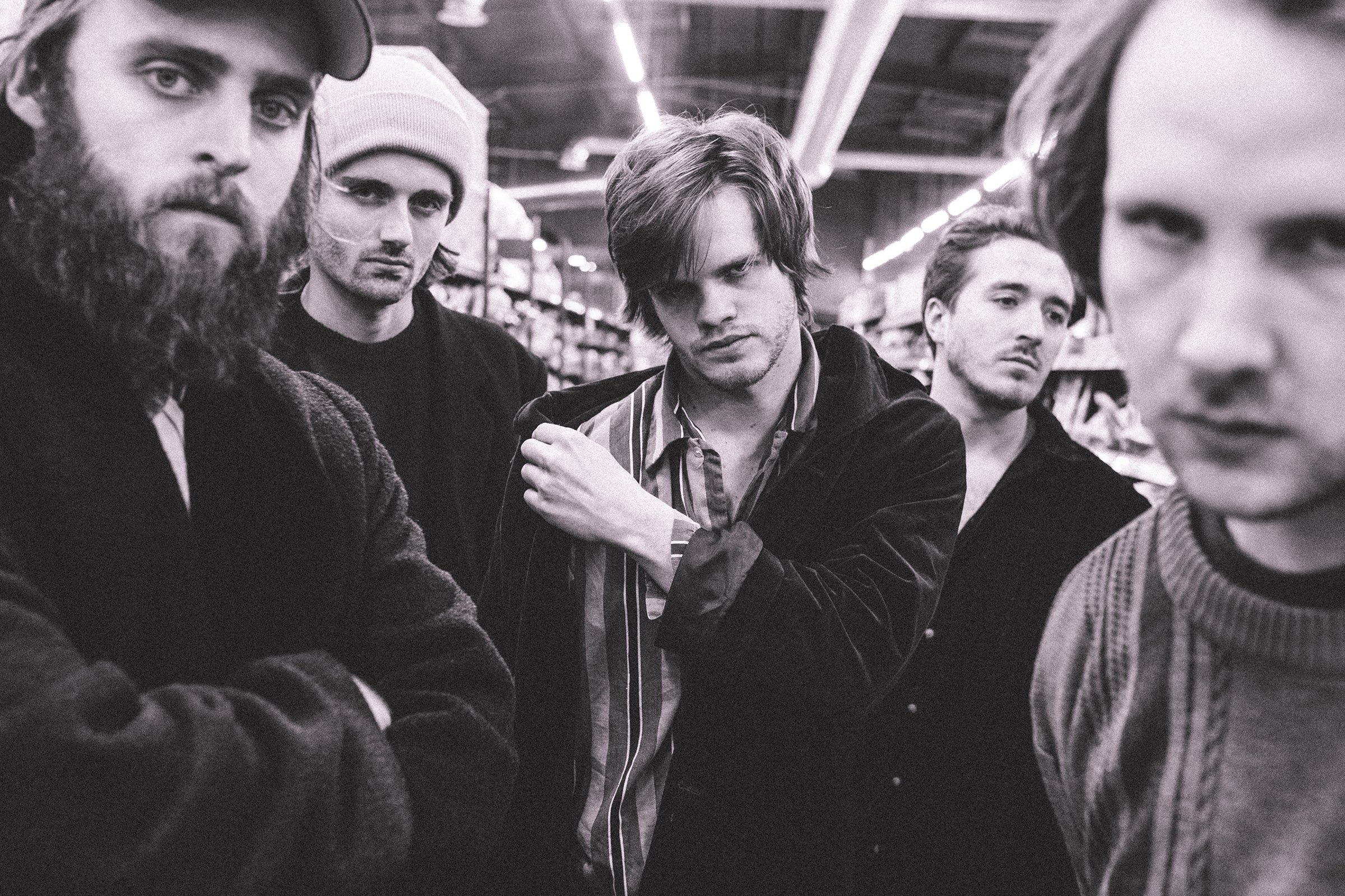 Sheffield's SHEAFS announce debut EP 'Vox Pop' - Hear new single 'Total Vanity'