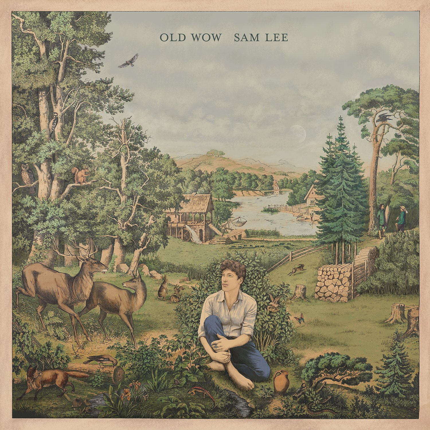 ALBUM REVIEW: Sam Lee - Old Wow