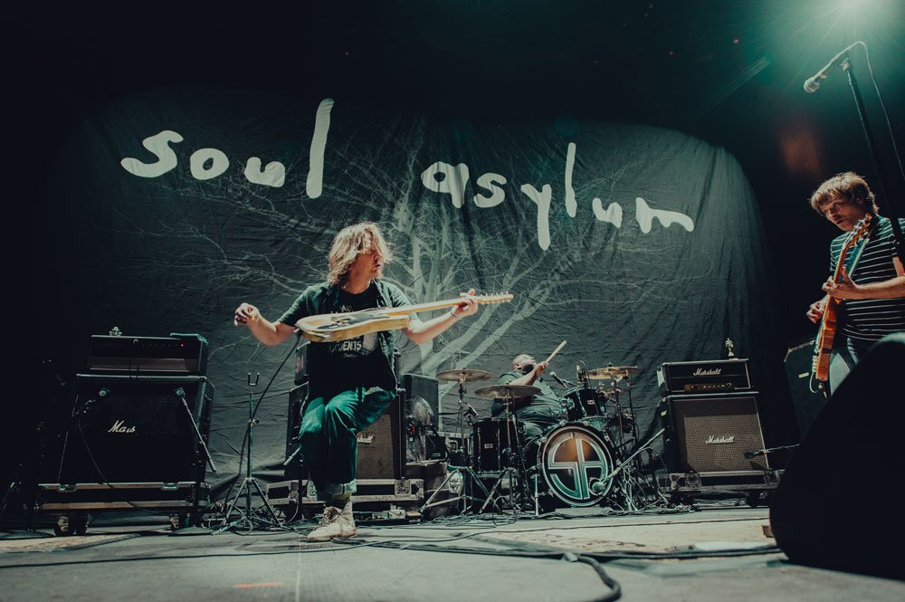 SOUL ASYLUM - Unveil new single 'If I Told You' from upcoming new album 'Hurry Up & Wait'