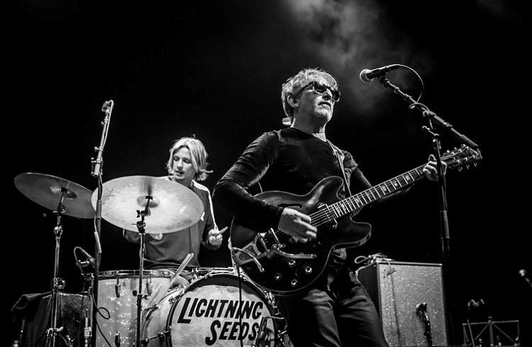 LIGHTNING SEEDS - Announce 'Jollification' 25th-anniversary show at Limelight 1, Belfast  Saturday 14th March 2020