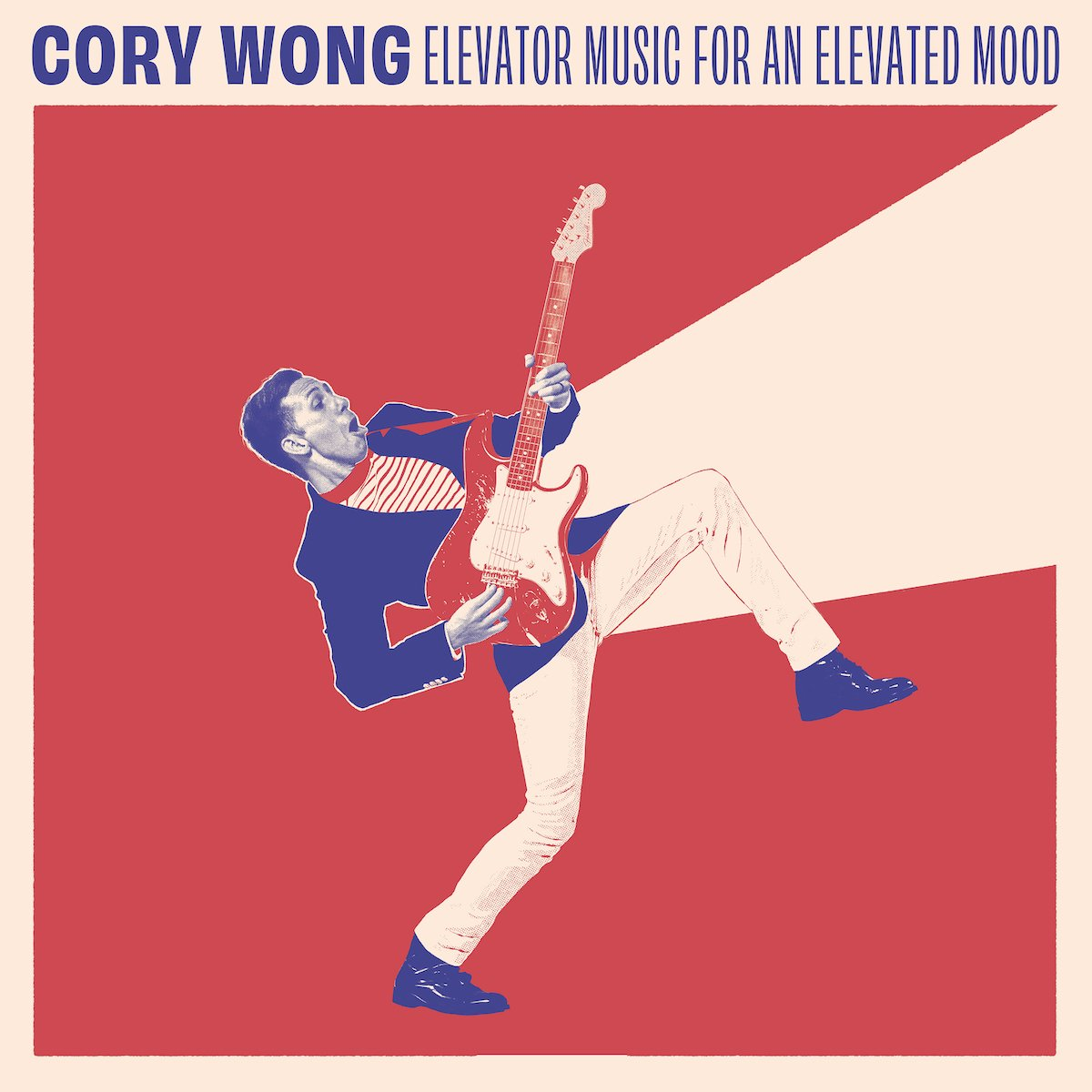 Acclaimed guitarist, composer, producer CORY WONG releases new album 'Elevator Music For An Elevated Mood'