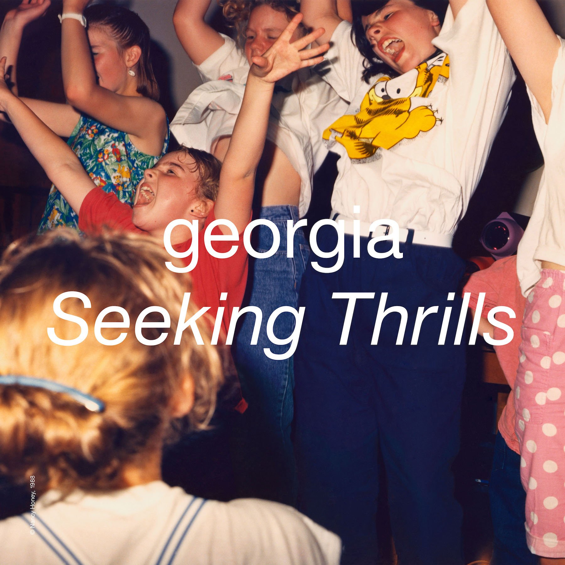 ALBUM REVIEW: Georgia - Seeking Thrills