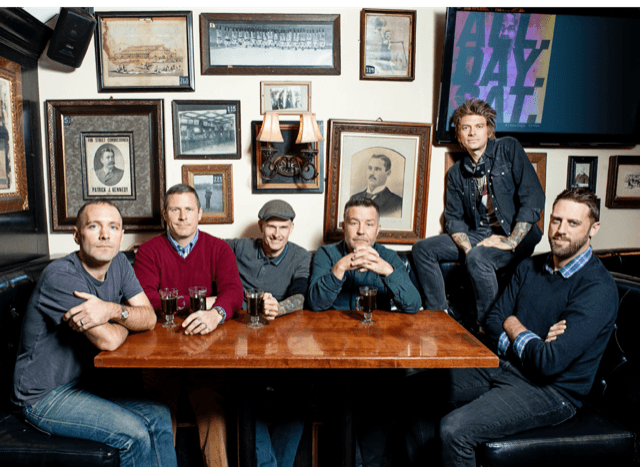 DROPKICK MURPHYS released their new video 'Smash Shit Up' today - Watch Now