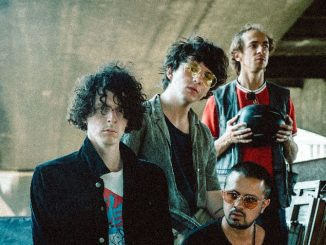 MYSTERY JETS: Re-announce New Album 'A Billion Heartbeats' 2
