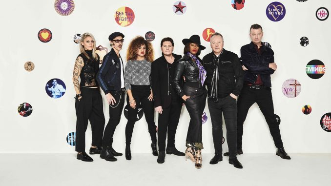 SIMPLE MINDS announce a headline Belfast show at Custom House Square on Sunday 23rd August 2020 1