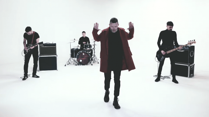 THE SLOW READERS CLUB share video for new single 'All I Hear'