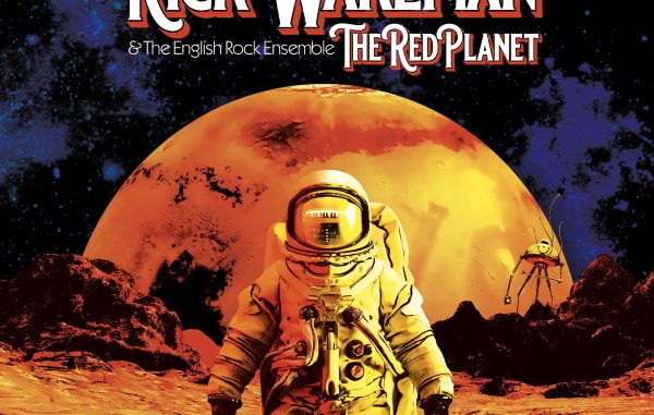 "Keyboard Legend RICK WAKEMAN & THE ENGLISH ROCK ENSEMBLE Return To Prog On New Album ""The Red Planet"" 1"