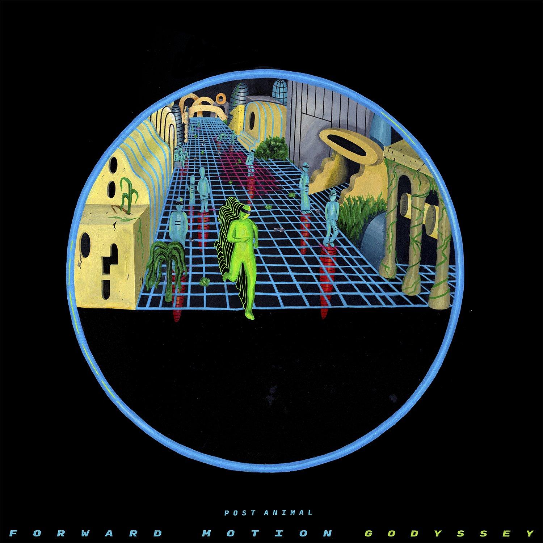 ALBUM REVIEW: Post Animal - Forward Motion Godyssey