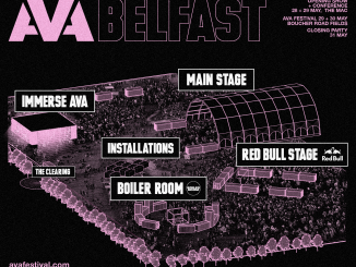 AVA FESTIVAL Releases Exciting First look at New Multi-Stage Festival at Belfast's Boucher Playing Fields.
