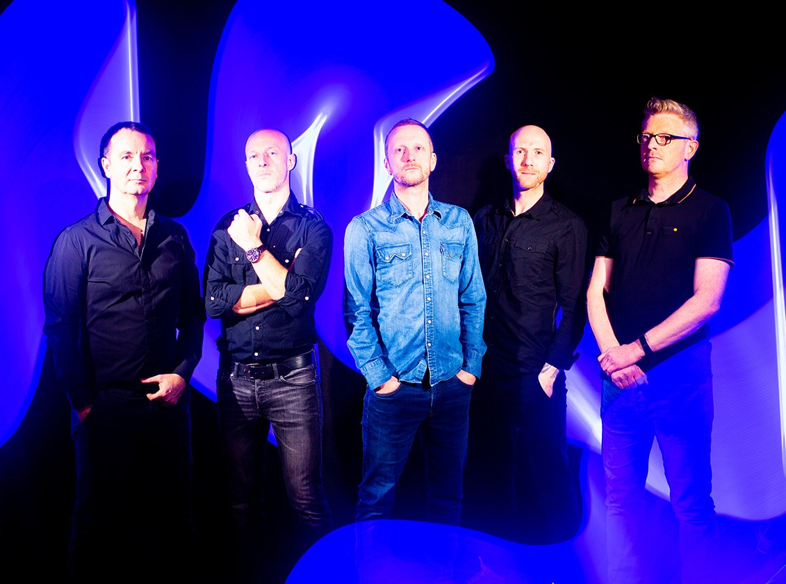 Glasgow five-piece BABY CHAOS return with new album, APE CONFRONTS COSMOS, released on 6 March