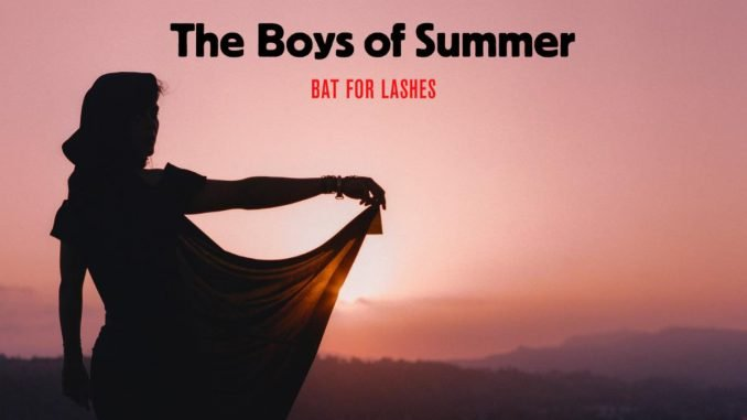 BAT FOR LASHES Shares 'The Boys of Summer' Live EP from Earth, London