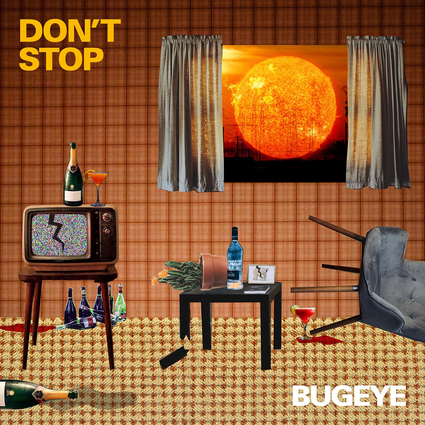 TRACK PREMIERE: Bugeye - 'Don't Stop'